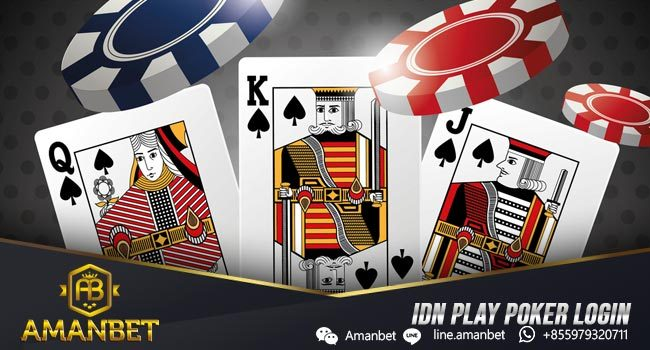 IDN-Play-Poker-Login