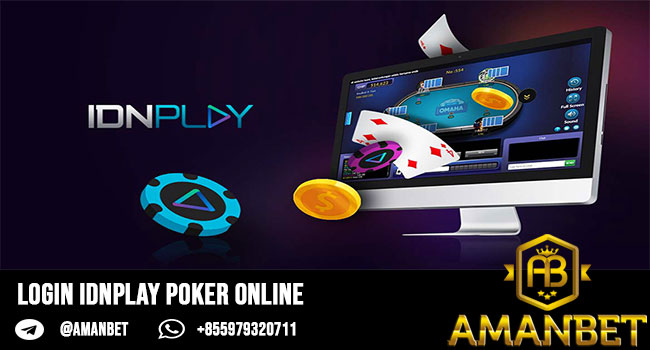 login-idnplay-poker-online